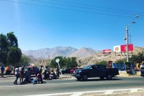 Realizan campaña dirigida a prevenir accidentes automovilísticos en Ruta 41 CH