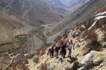 Con trekking Familiar en Pisco Elqui promueven la vida al aire libre y la belleza de Paihuano