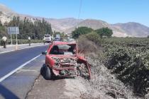 Accidente de tránsito en la ruta 41 cobra una nueva víctima fatal