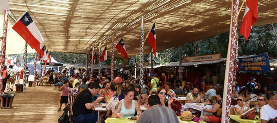 Feria Costumbrista de Paihuano, un evento familiar y rescate de las tradiciones campesinas