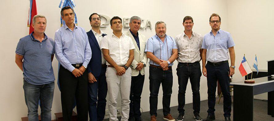 Vicuña inicia relaciones de intercambio turístico y comercial con departamento de Villa María