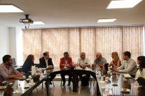 Vicuña establece relaciones comerciales y de desarrollo con la Provincia de Córdoba