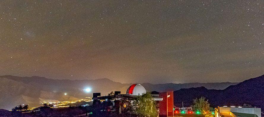Observatorio Mamalluca realiza positivo 1er balance de la temporada estival