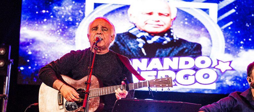 Fernando Ubiergo deslumbró a vecinos y turistas en jornada artístico-musical del Carnaval Elquino