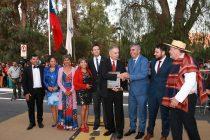 Vicuña celebra 199 años de existencia con solemnes ceremonias y reconocimientos