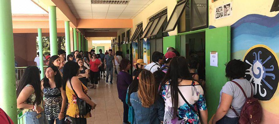 Municipios de la región se comprometen a ser facilitadores para plebiscito constitucional