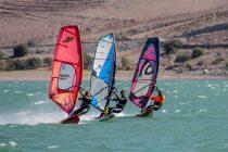 Destacan potencial a nivel mundial de embalse Puclaro para el windsurf