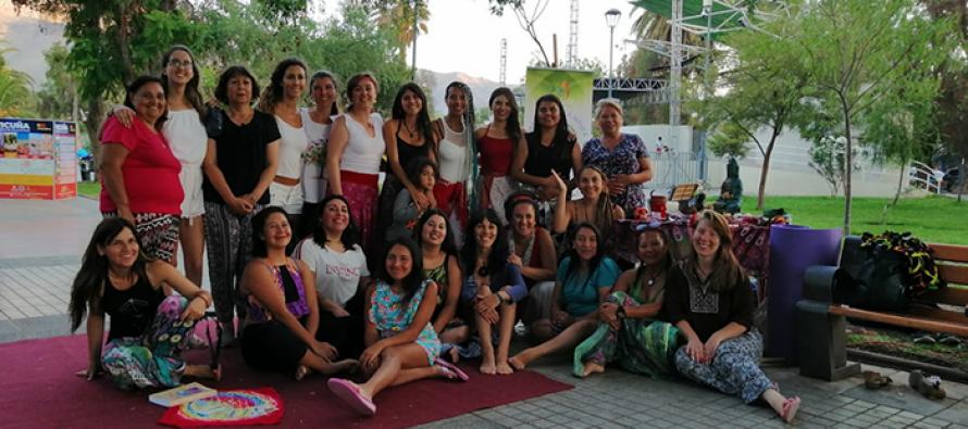 Actividades deportivas, culturales y de conmemoración en el Día de la Mujer en Vicuña