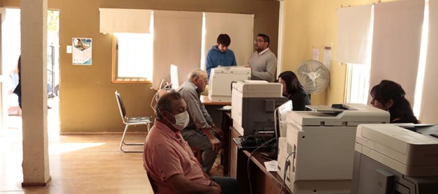Incentivan la compra del permiso de circulación en la comuna de Vicuña con horarios extendidos