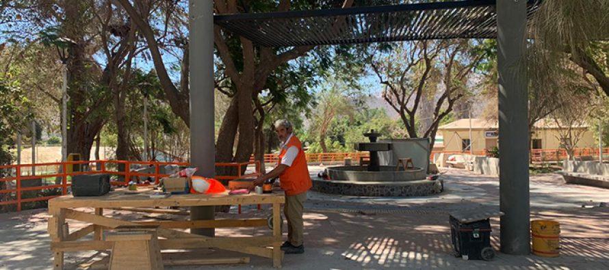 Plaza de El Tambo entra en su última fase y se aprueban nuevos recursos para finalizarla