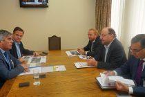 Ministro de Obras Públicas compromete obras para mejorar seguridad en la ruta 41 CH