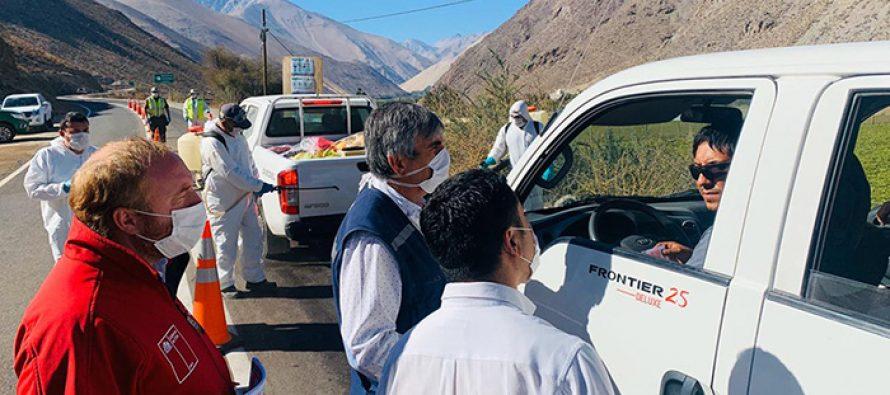Alcaldes de Vicuña y Paihuano se comprometen a coordinar acciones para proteger Valle de Elqui