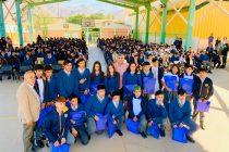 Establecimientos educacionales municipales comienzan el año con útiles escolares gratuitos