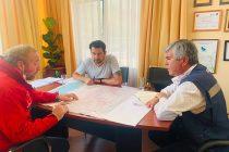 Analizan proyectos viales para la comuna de Vicuña para concretarlos durante este 2020