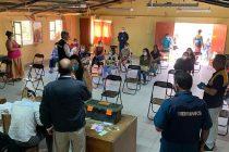 Municipalidad de Vicuña implementa medidas sanitarias en lugares de pago mensual
