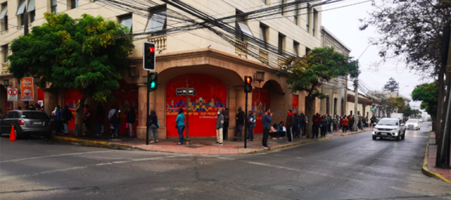 Autoridades realizan llamado a evitar aglomeraciones en los días previos al inicio de la cuarentena