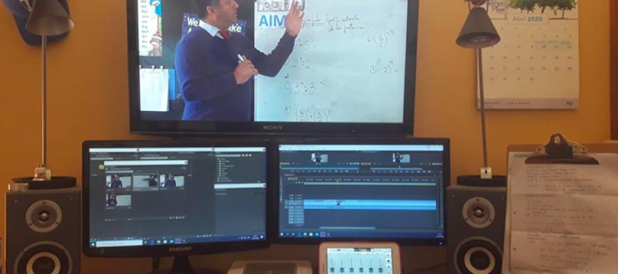DAEM Vicuña inicia clases virtuales televisadas para toda la comunidad