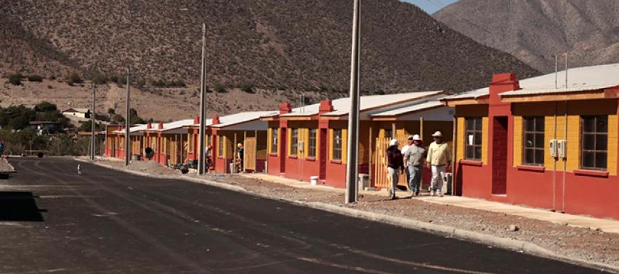 Lanzan subsidio Tarjeta Banco de Materiales para reparación de techumbres previo al invierno