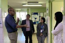 Anuncian que toma de muestra del examen para detectar COVID-19 se realiza en Vicuña