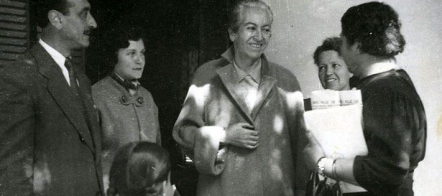 Paihuano conmemora el natalicio de Gabriela Mistral con homenaje virtual