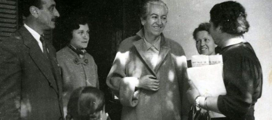 Documental sobre la vida de Gabriela Mistral será estrenado en el día del natalicio 131 de la poeta