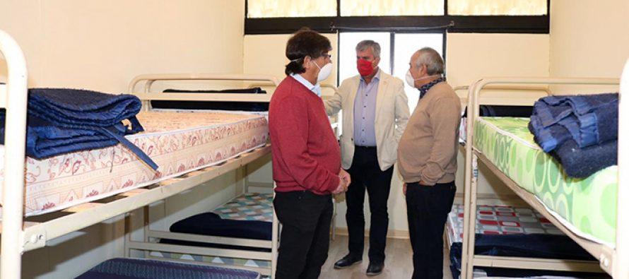 Internado del liceo Carlos Mondaca mejoró sus instalaciones y cuenta con mayor número de camas