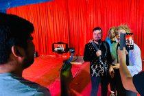 Artistas circenses que pasan pandemia en Vicuña realizan transmisiones por canal y redes sociales