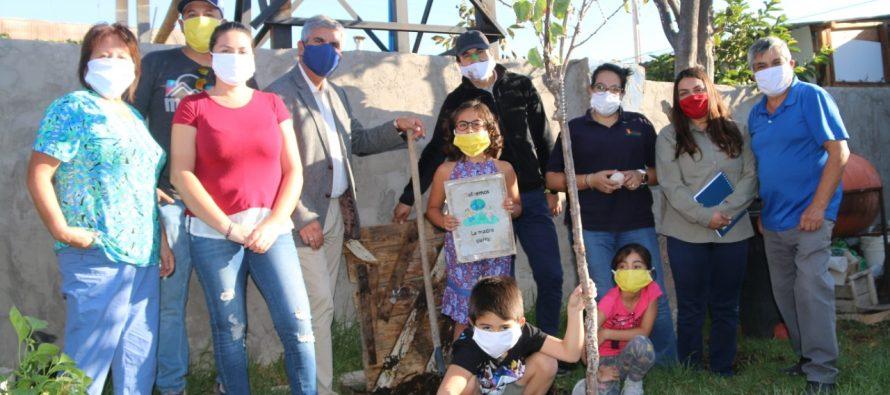 Premian a ganadores de concurso para conmemorar en Vicuña el Día de la Tierra