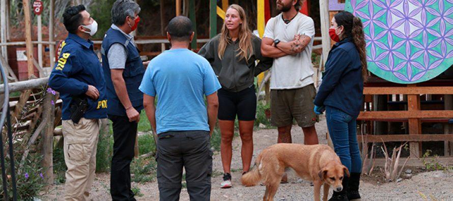 Constatan en terreno que los campings de la comuna de Vicuña permanezcan cerrados