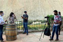Con un paseo virtual por la historia del brebaje en la comuna Paihuano celebró el Día del Pisco