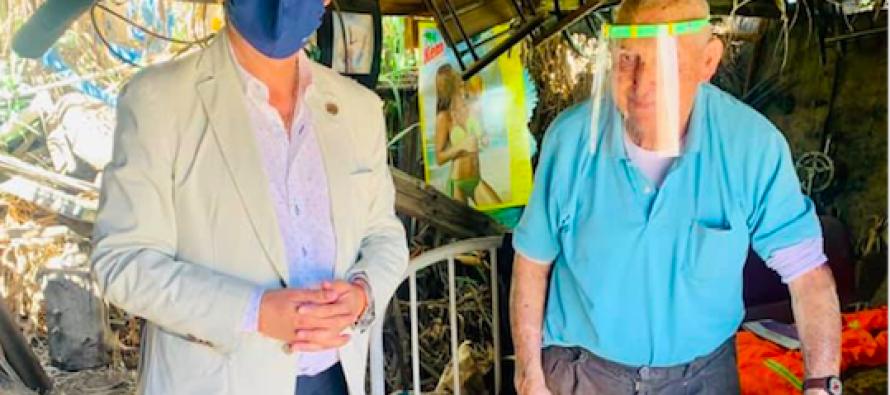 Funcionarios municipales realizarán compras y tramites a adultos mayores en cuarentena