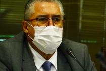 Senador de la región Jorge Pizarro dio positivo en examen de Covid-19