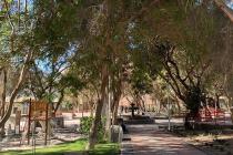 Luego de la pandemia la remodelada plaza de El Tambo será entregada a la comunidad