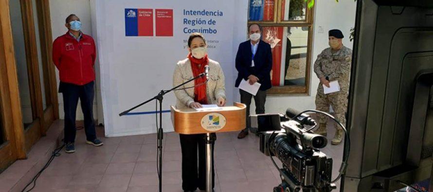 Comuna de Paihuano suma sus dos primeros casos de Covid-19