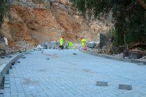 Huanta avanza en proyecto de pavimentación patrimonial con adocreto