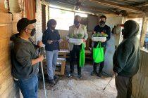Más de una treintena de vicuñenes participan del taller remoto de huertos urbanos domiciliarios