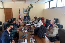 Municipios de la región reciben aportes del Fondo Solidario de Gobierno