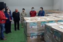 Un porcentaje de las cajas familiares del Gobierno Regional se repartirían esta semana en Vicuña