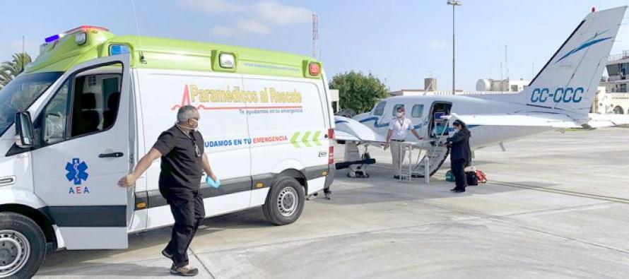Cuarentena, aumento de camas y avión ambulancia solicitan alcaldes y Colegio Médico