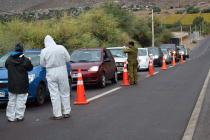 Paihuano mantendrá controles sanitarios para prevenir el contagio de Covid-19