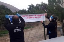 Camping La Palmera arriesga multa de entre 1 y mil UTM