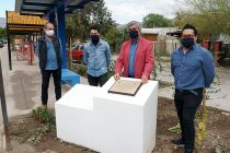 Ciudad de Vicuña reconoce su lugar fundacional con instalación de placa conmemorativa