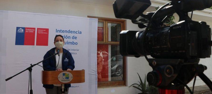 Balance de hoy de Covid-19 deja un nuevo caso en la comuna de Paihuano