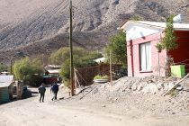 26 familias de Lourdes concretarán su unión domiciliara para alcantarillado