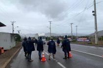 Diputado Matías Walker y presidente de la AMRC Rafael Vera solicitan cuarentena y barreras sanitarias