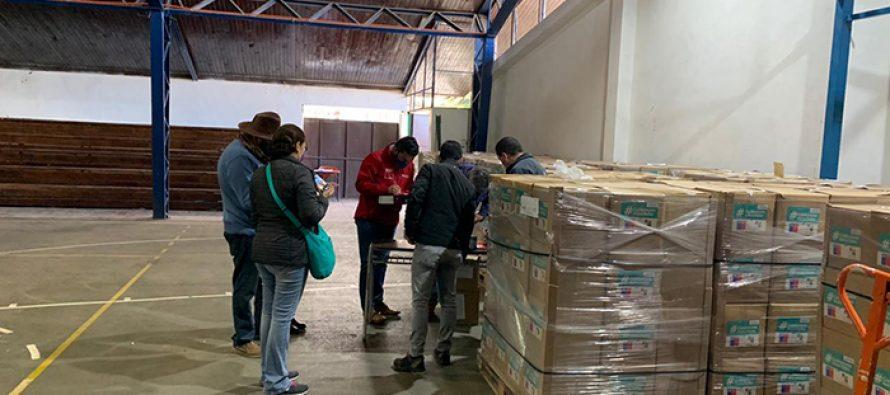 Critican estrategia comunicacional del Gobierno por entrega de cajas familiares