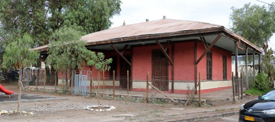 Recuperarán ex estación de trenes de Vicuña para transformarla en un espacio cultural