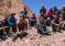 Vecinos elquinos aprenden sobre la nieve en proyecto de ciencia participativa  de CEAZA