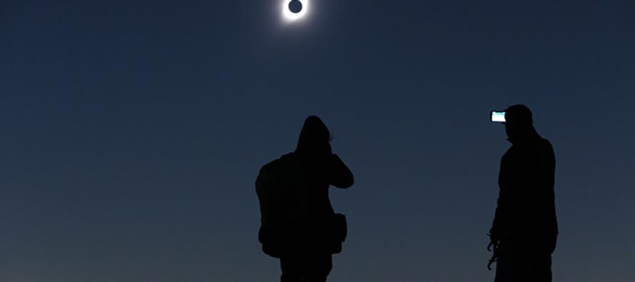 Con diversas acciones se recordó el Eclipse Total Solar que tuvo como epicentro en Vicuña