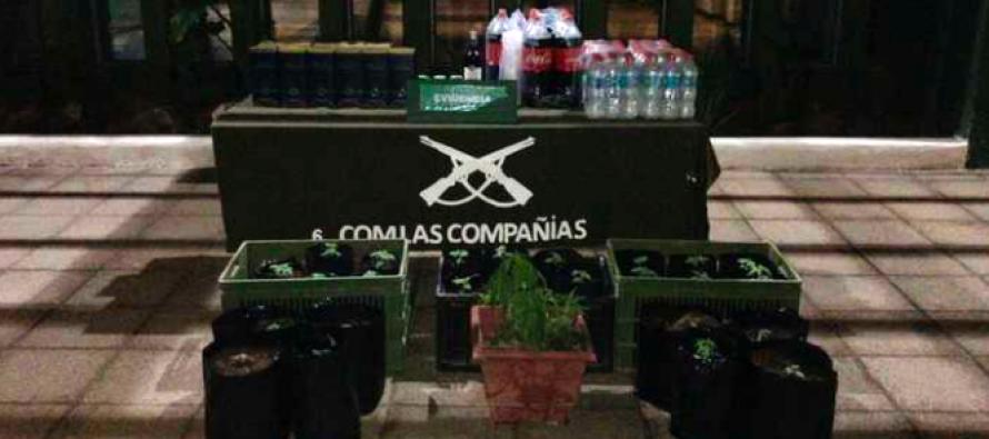 Fiscalía formaliza a 5 sujetos por infringir aislamiento nocturno en fiesta en localidad de Coquimbito